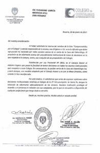 NOTA RESPUESTA ELISANDRO GARCIA